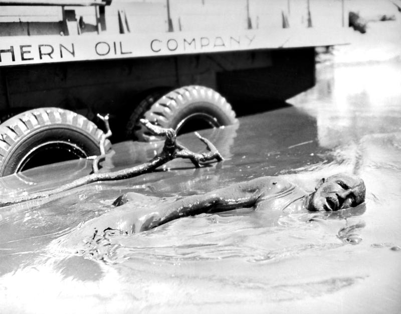 Le Salaire de la peur d'Henri-Georges Clouzot, 1952 © TF1 STUDIO -LUCIENNE CHEVERT