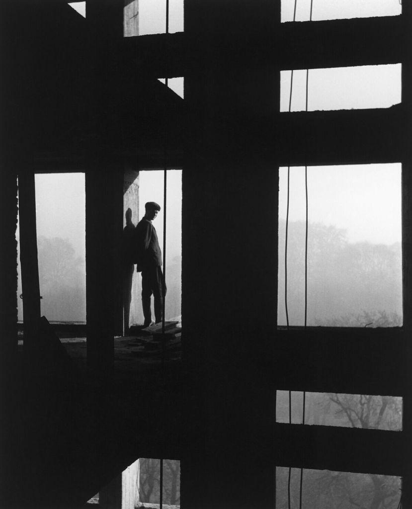 Lucien Hervé, Unité d'habitation, Marseille, France (architecte Le Corbusier), 1949