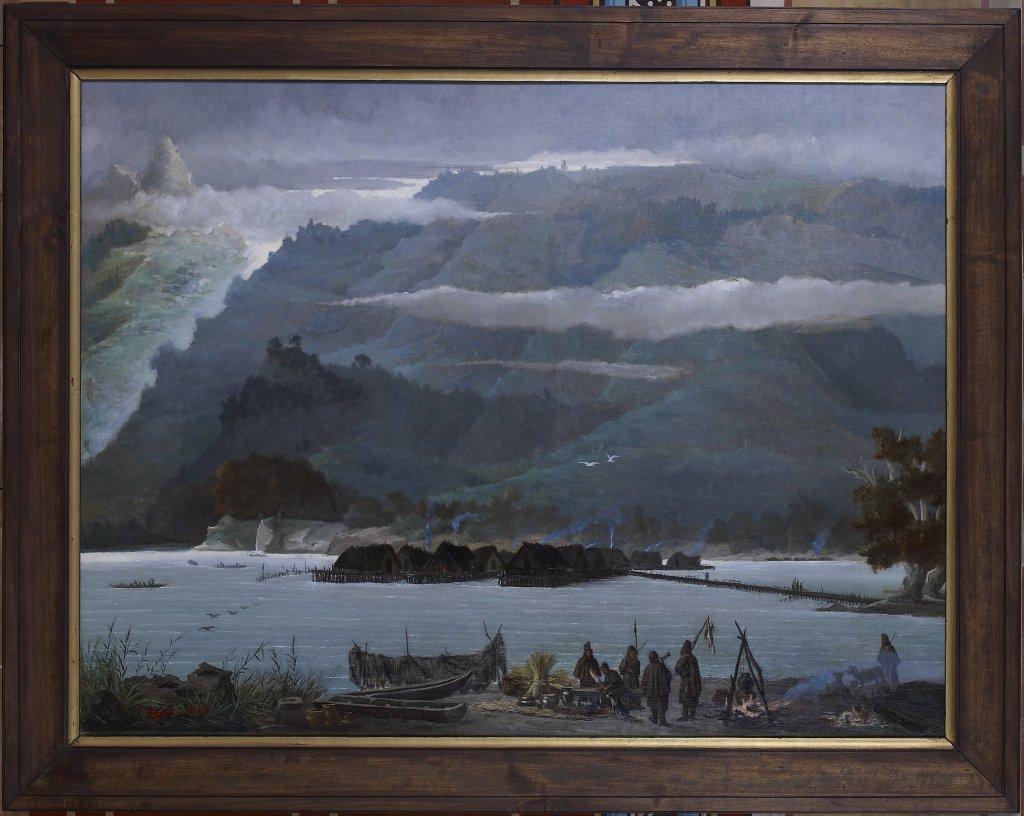 Ludovic-Napoléon Lepic, peintre et archéologue sous Napoléon III - Musée d'Archéologie Nationale (3)