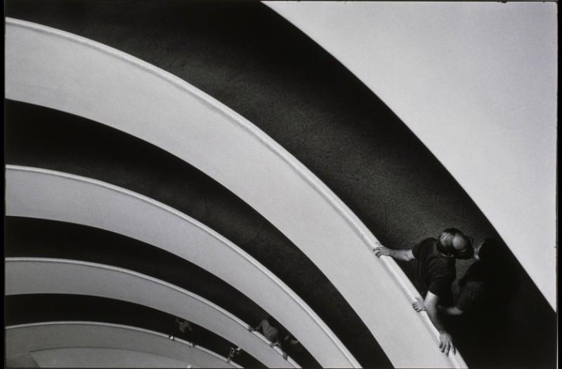 Raymond Depardon, 5 août 1981, New York, Série « Correspondance new-yorkaise » © Raymond Depardon, Magnum Photos. Collection Maison Européenne de la Photographie, Paris