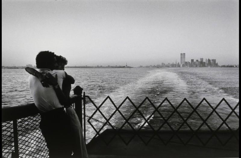 Raymond Depardon, 7 août 1981, New York, Série « Correspondance new-yorkaise » © Raymond Depardon, Magnum Photos. Collection Maison Européenne de la Photographie, Paris