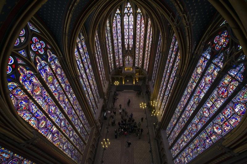 Sainte Chapelle © Didier Plowy - Centre des monuments