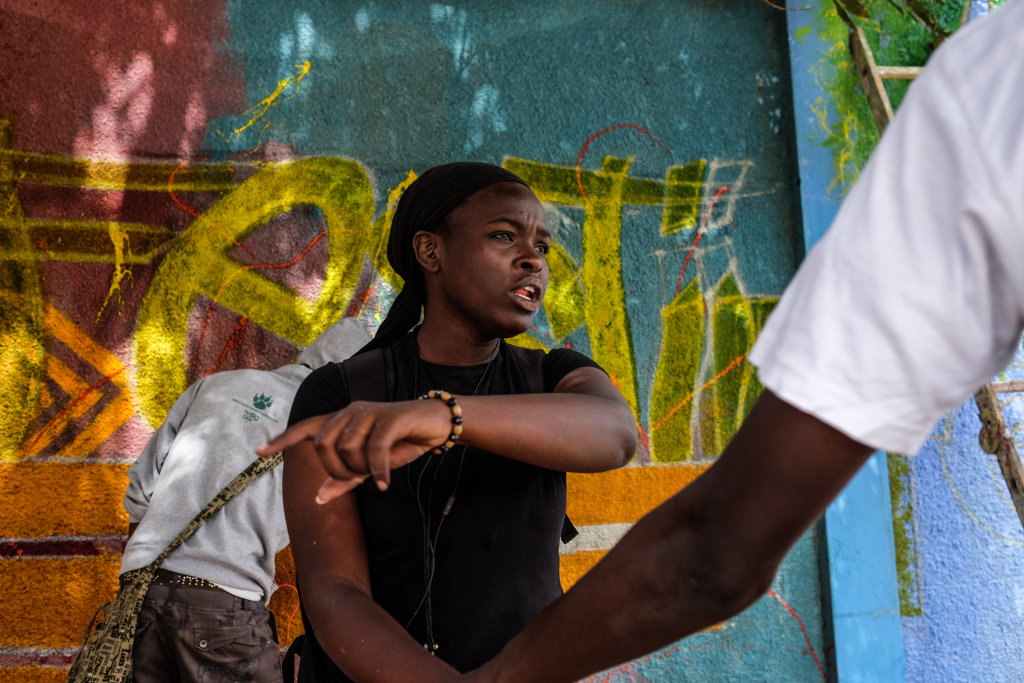 Senegal_Graffiti_Dieynaba Sidibe