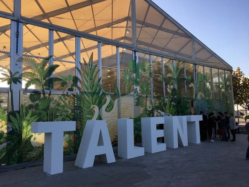 Talent - West Bund