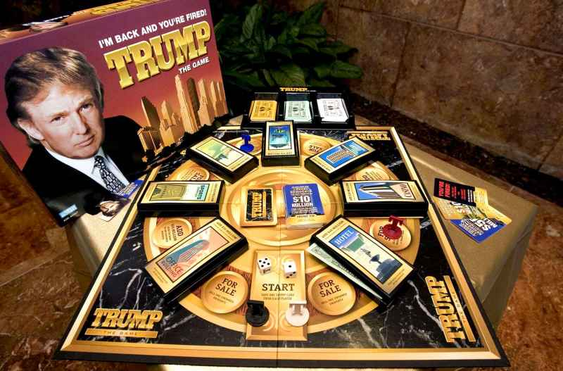 Trump game