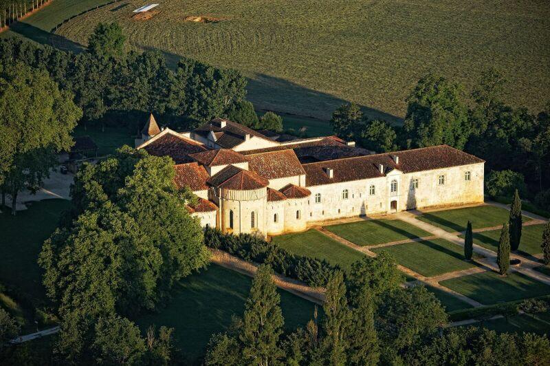 Abbaye de Flaran, tous droits réservés.