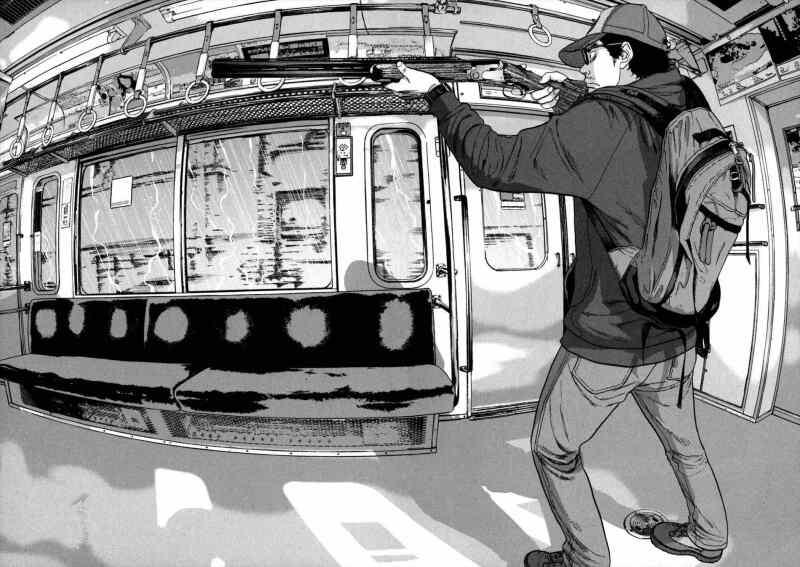 japanese horror manga artist naoki urasawa creates exclusive anamorphosis no meijuu the cruel side of anime and amv anamorphosis japanese horror manga no