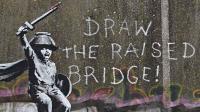 Banksy Hull Angleterre