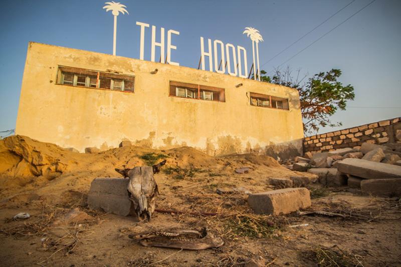 The hood - Djerbahood