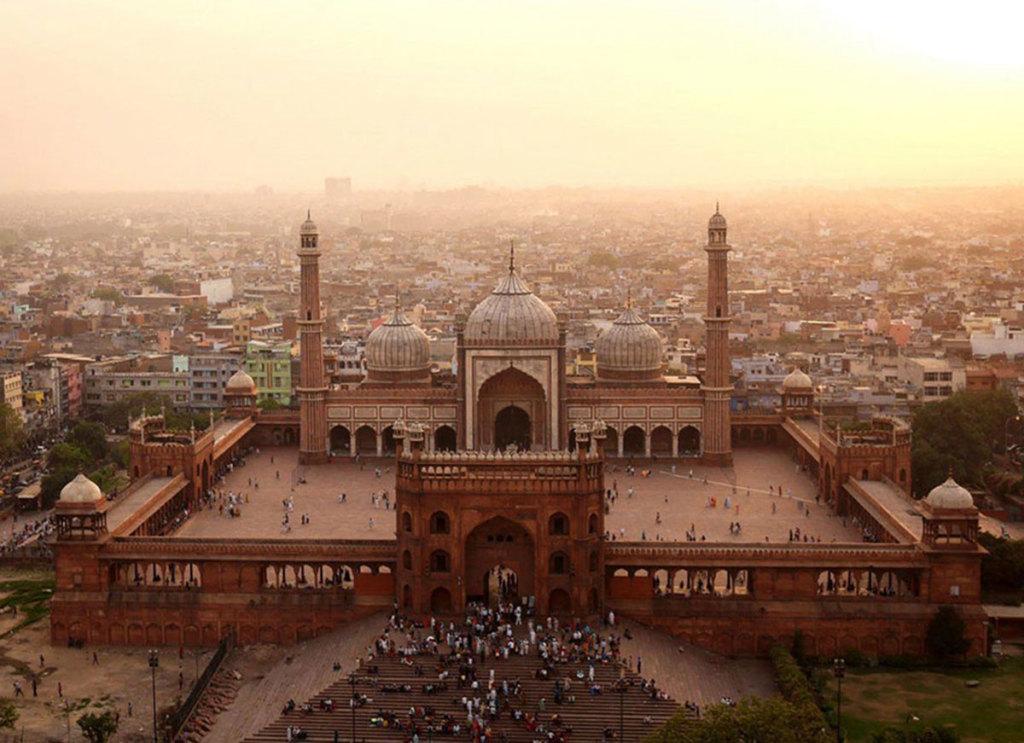 Drone-Inde-Mosquée