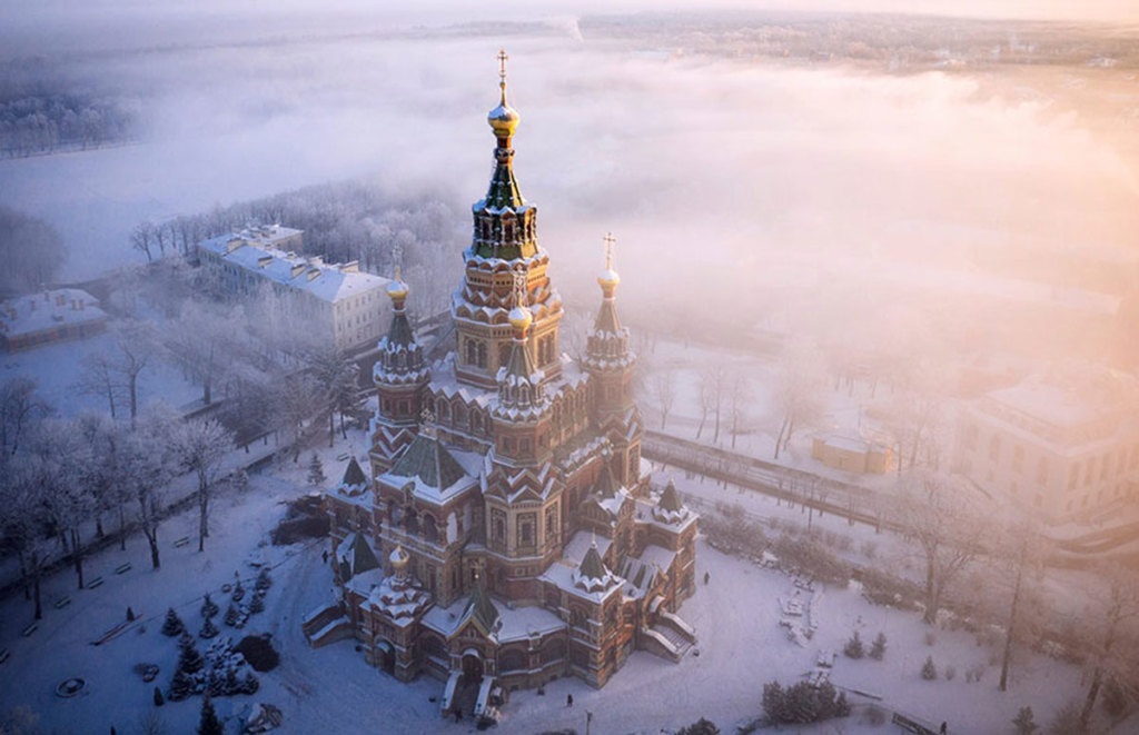 Drone-Pergof-Cathedral