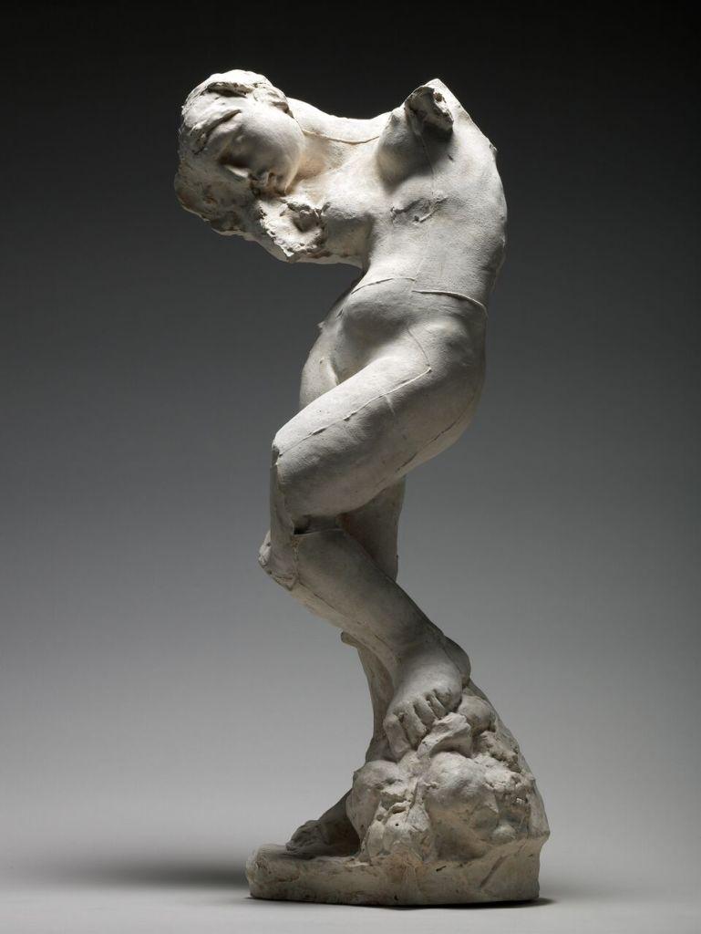 Emmanuel Berry, Auguste Rodin, La Méditation sans bras