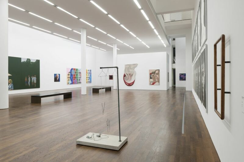 Exposition Think. America, America how is real? - Museum Frieder Burda