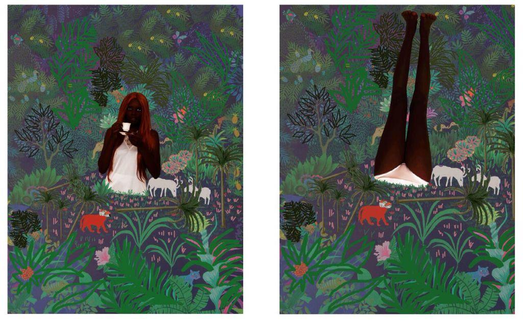 Femmes Totem © Kelly Sinnapah Mary
