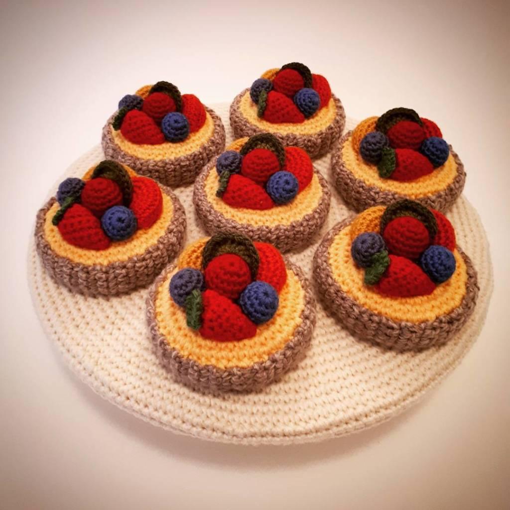 Fruit Tarts @trev1961