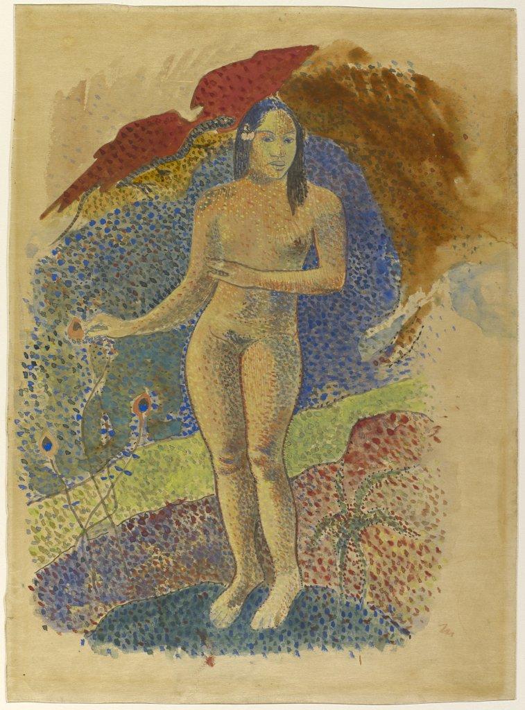 Paul Gauguin, Te nave nave fenua , 1892