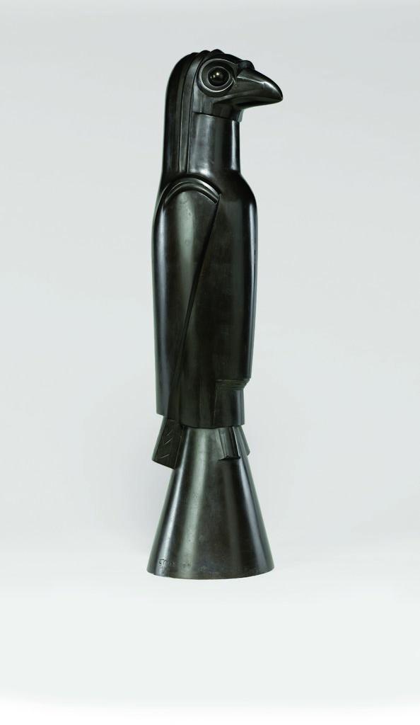 Gustave Miklos, Oiseau, 1929