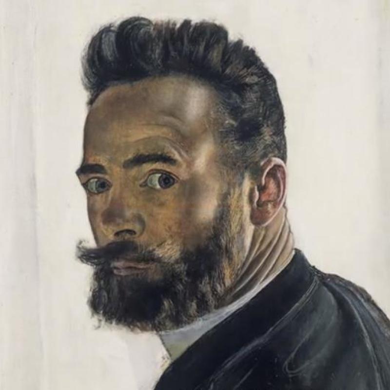 Hodler-selfportrait