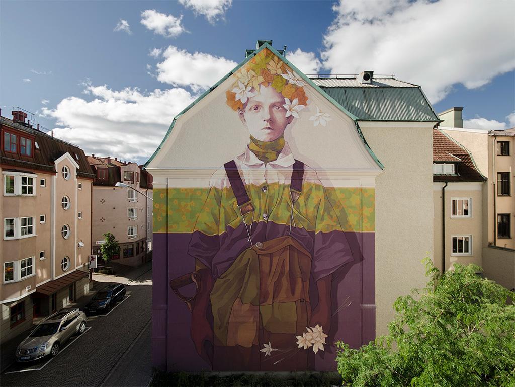 INTI, Boras, Suede, 2015