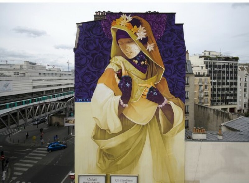 INTI, Paris, France, 2016