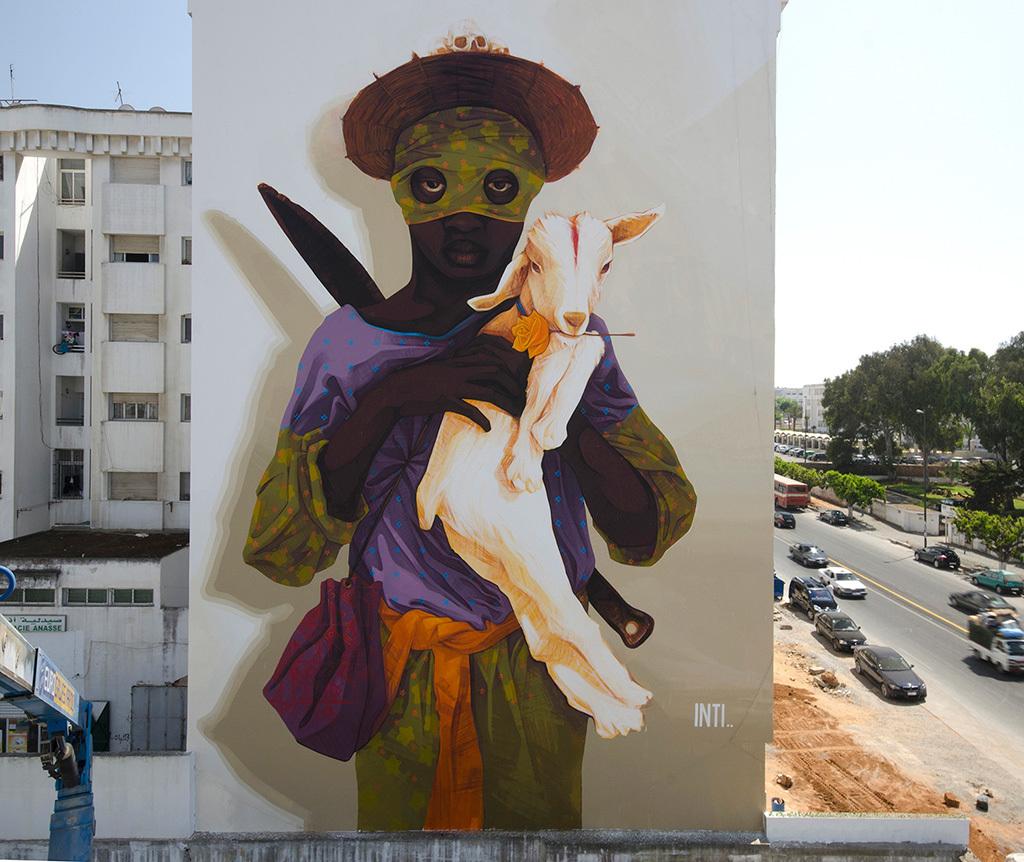 INTI, Rabat, Maroc, 2015