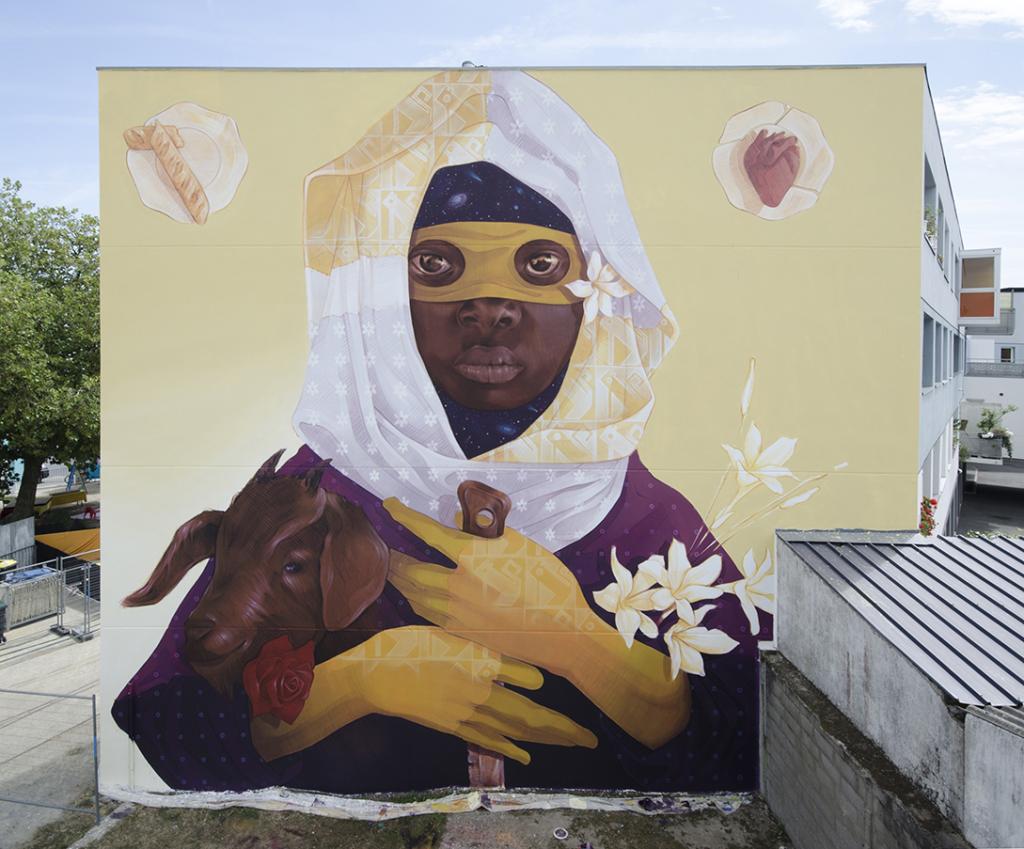 INTI, Saint-Nazaire, France, 2015