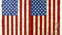 Jasper Johns (né 1930), Flags I, 1973