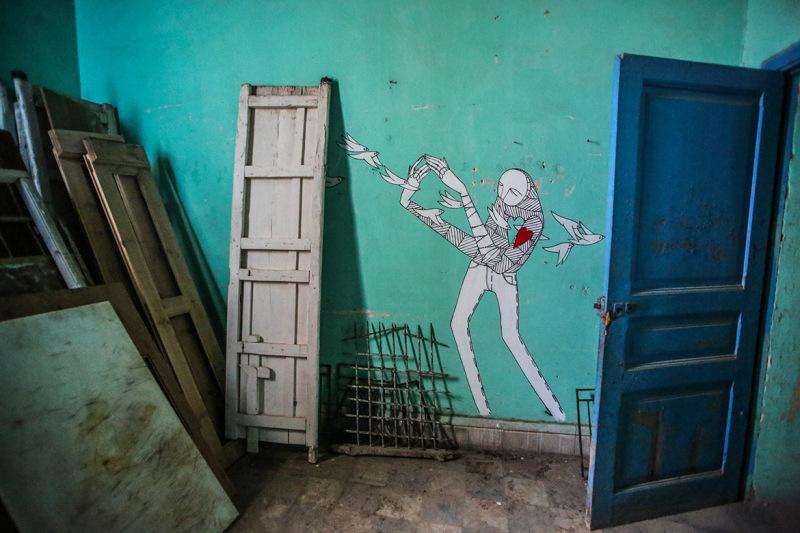Freque murale - Djerbahood