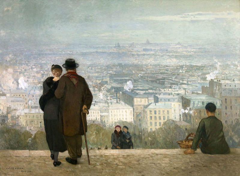 Jules Adler, Sacre-Coeur