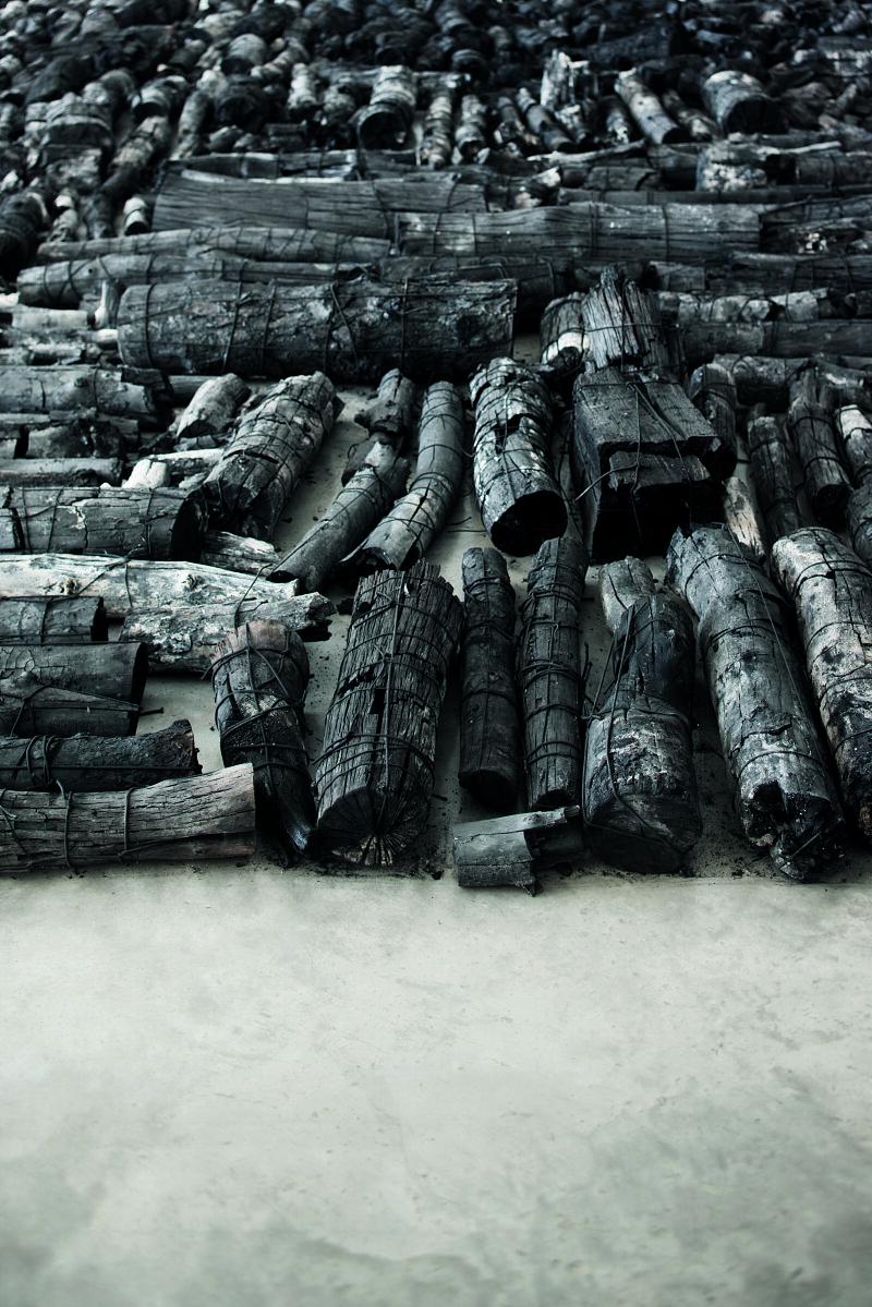 Lee Bae, Landscape-Installation, 2014