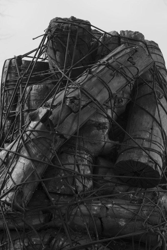 Lee Bae, Issu du feu, 2000