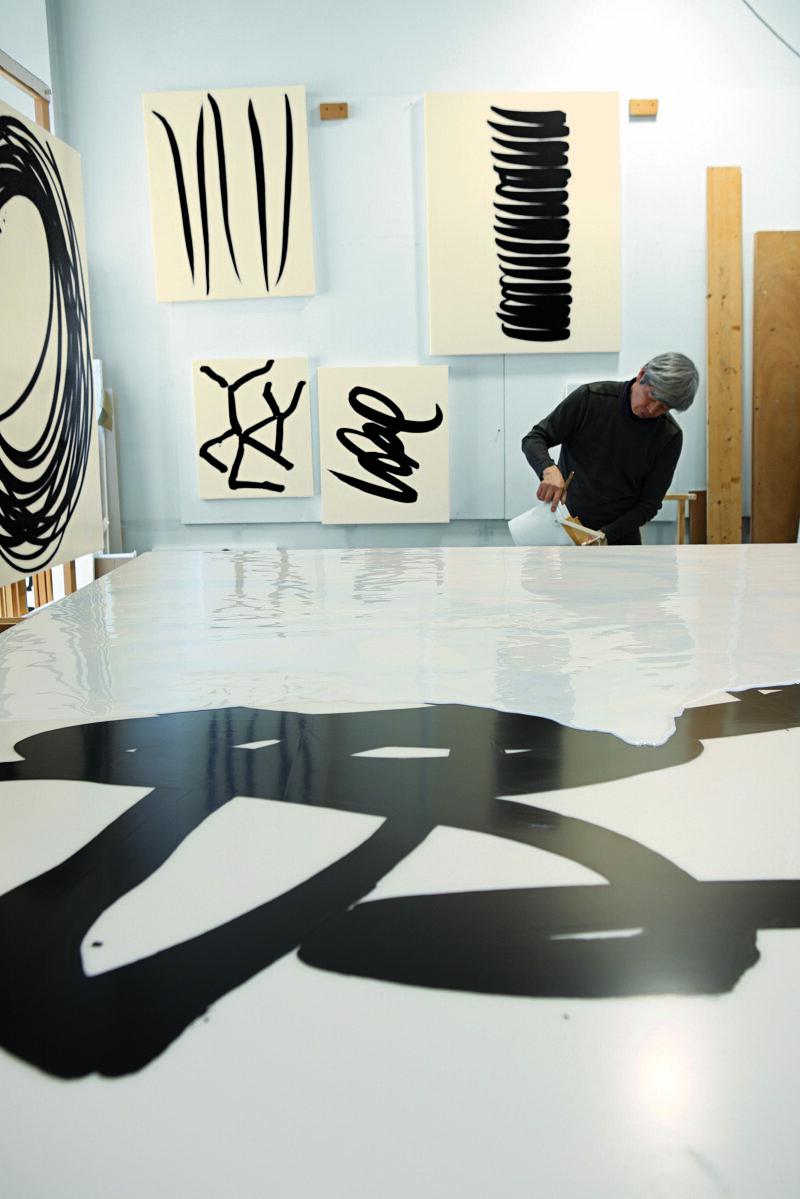 Lee Bae, Atelier-Paris, 2016