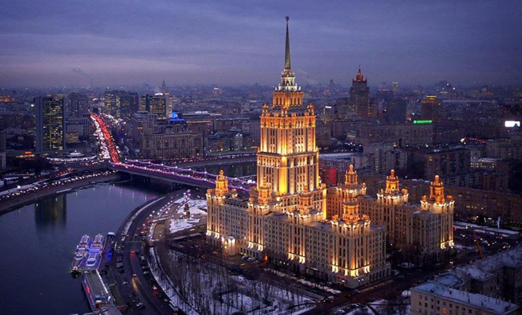 Moscou-hotel-Ukraine