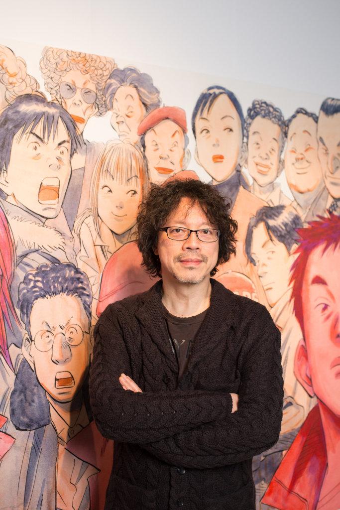 Naoki Urasawa à l'Hôtel de Ville (6)