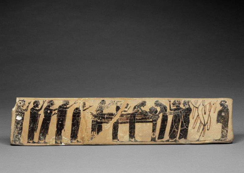 Groupe de Burgon (attribué à). Paris, musée du Louvre. CA255.