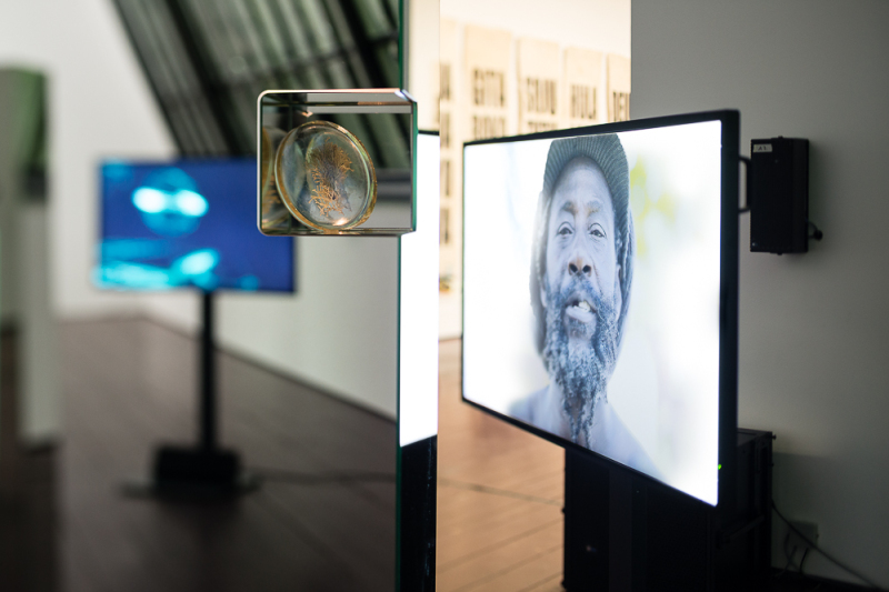 Exposition Océans, une vision du monde au rythme des vagues au Fresnoy - Susanne M. Winterling, Photo by Jorit Aust
