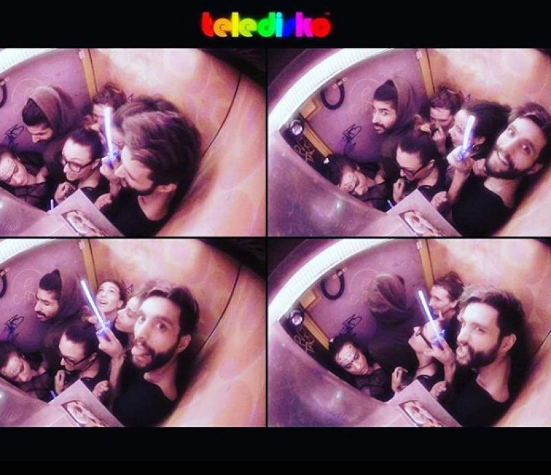 Teledisko - Instagram @cenk_nowhere_people