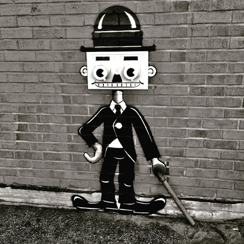 Tom Bob - Charlie Chaplin after