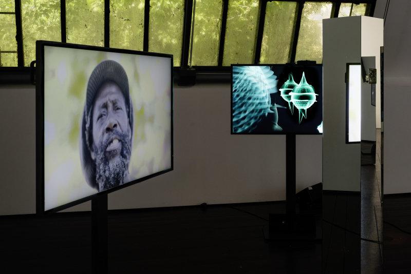 Exposition Océans, une vision du monde au rythme des vagues au Fresnoy - Winterling Glistening Troubles Tidalectics, 2017 Jorit, août 2008