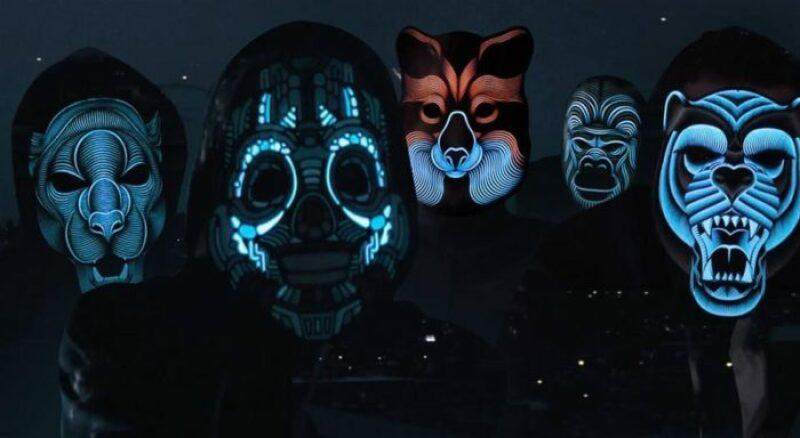 01. Masques - Outline Montréal