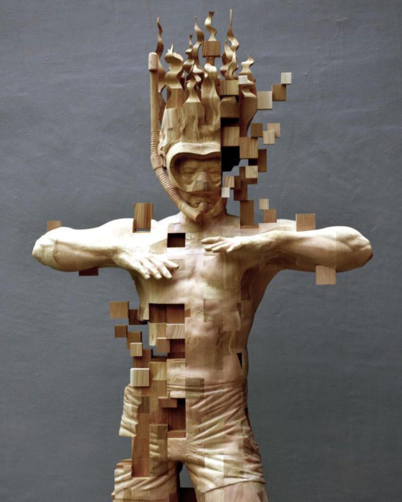 01. Sculpture Glitch - Hsu Tung Han
