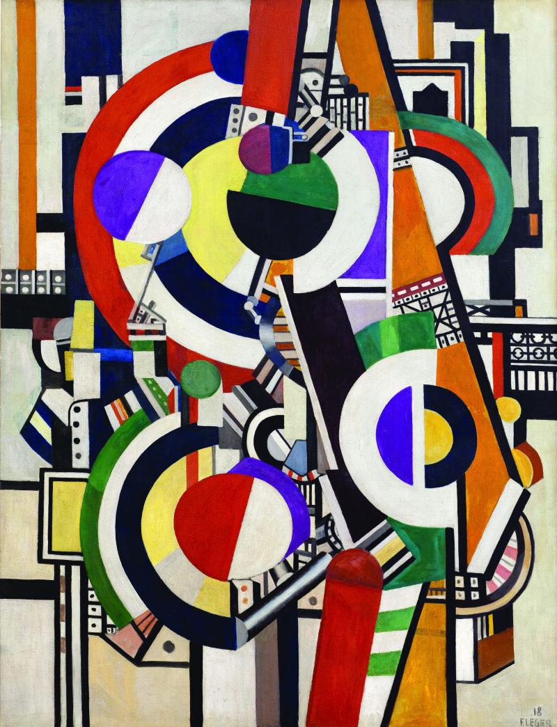 Fernand Léger (1881-1955).