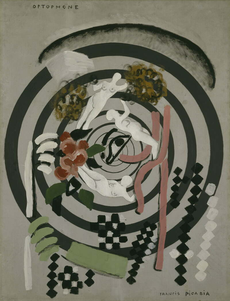 Francis Picabia (1878-1953).