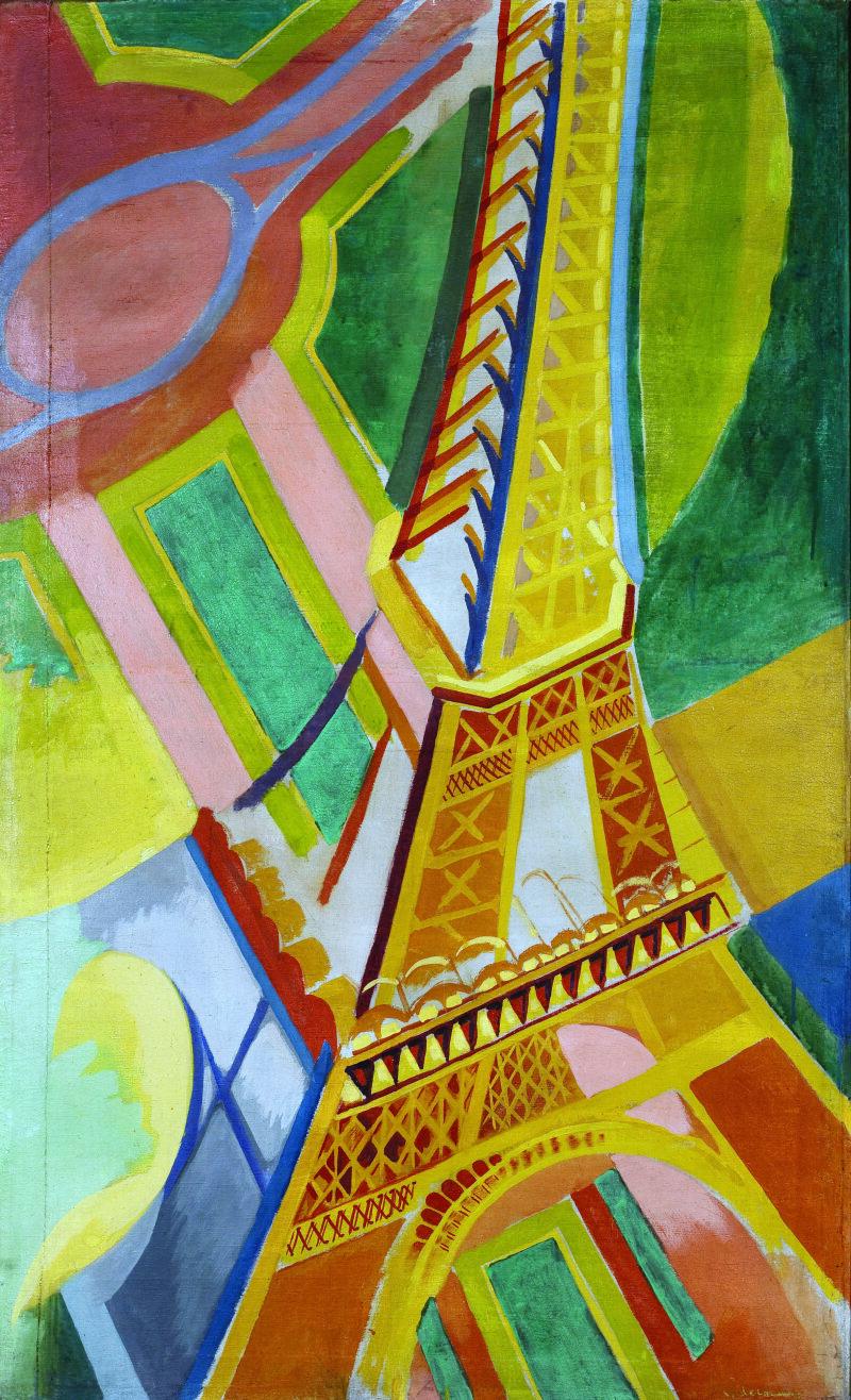Robert Delaunay (1885-1941).