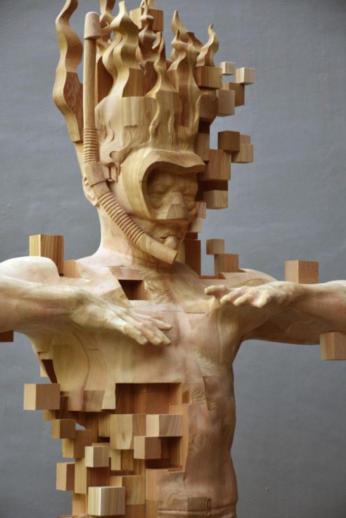 04. Sculpture Glitch - Hsu Tung Han
