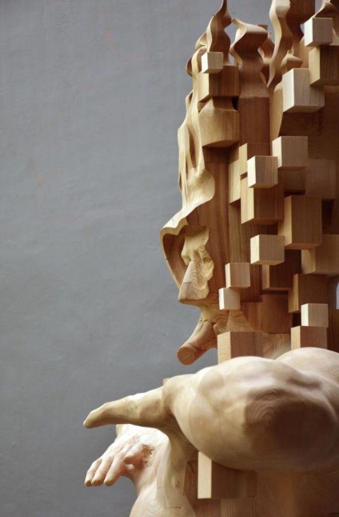 05. Sculpture Glitch - Hsu Tung Han