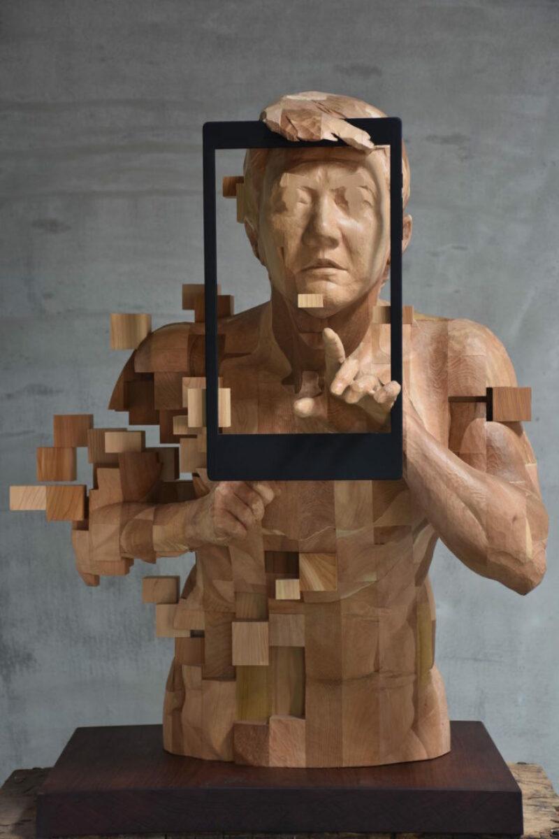 06. Sculpture Glitch - Hsu Tung Han