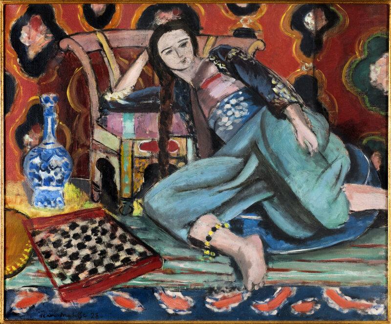 Henri Matisse (1869-1954).