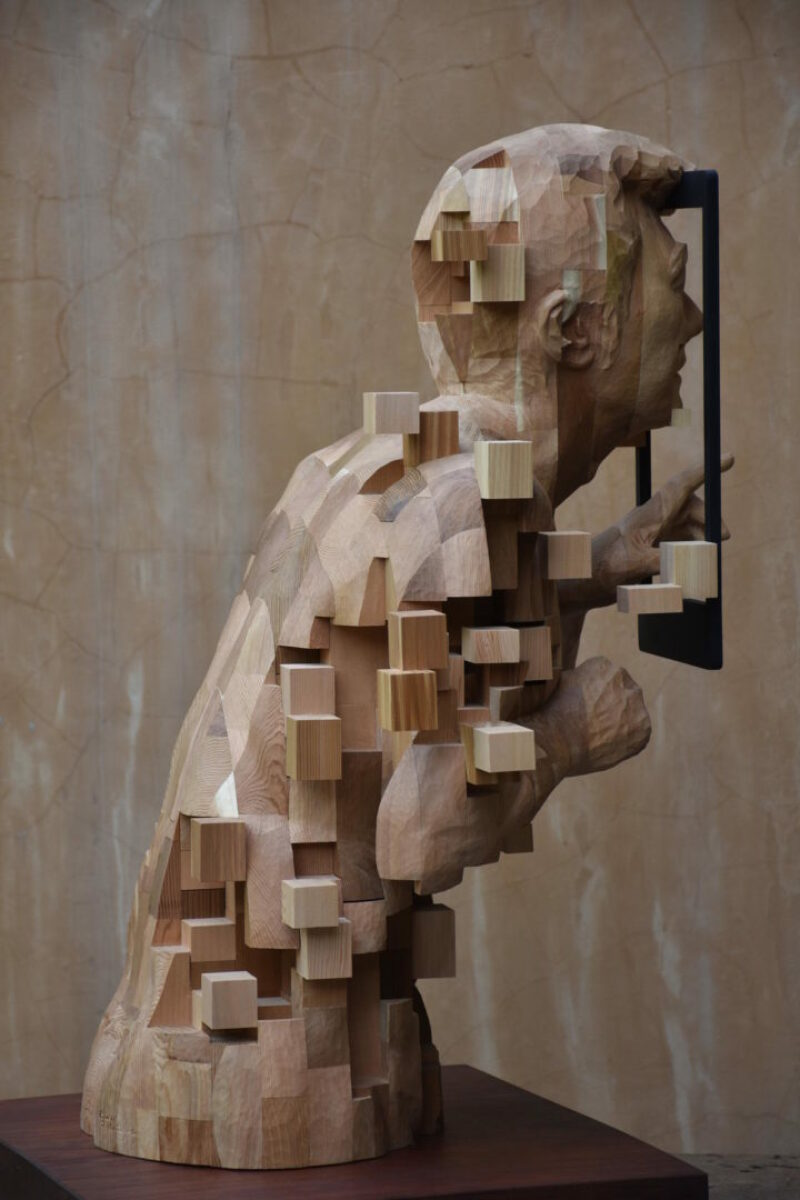 07. Sculpture Glitch - Hsu Tung Han