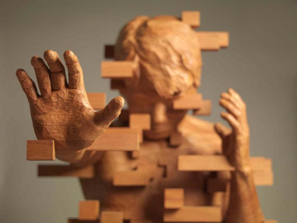 09. Sculpture Glitch - Hsu Tung Han